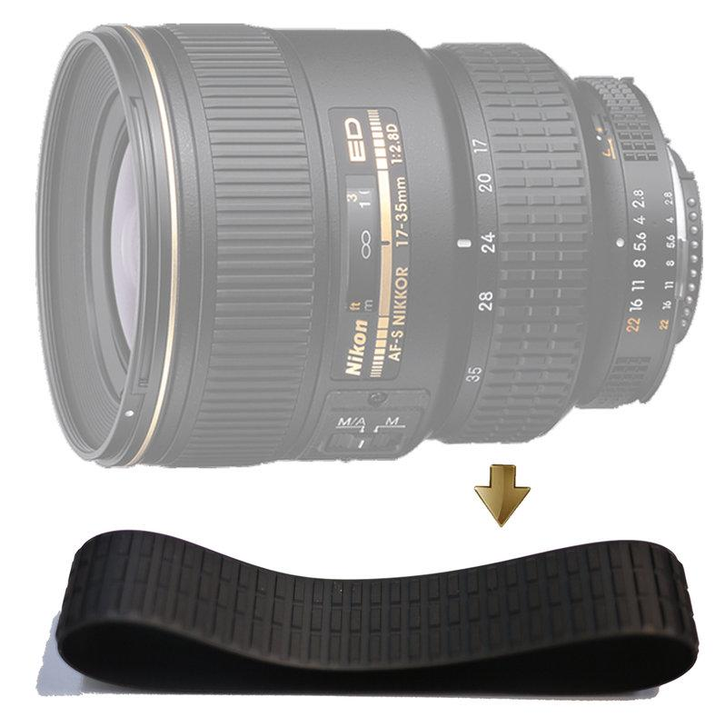 【NRC】Zoom Rubber Ring for Nikon 17-35mm F2.8D 變焦環