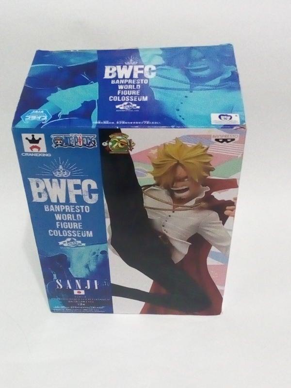 航海王 造形王頂上決戰2 vol.2 BWFC 香吉士 白證
