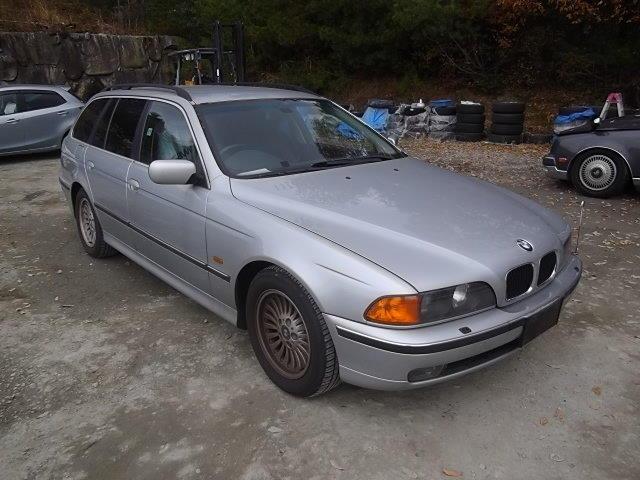 BMW           E39          528              Touring            右駕        日本外匯零件車