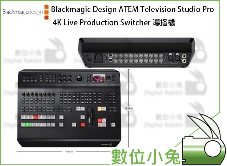 """ƕ¸ä½å°å…"""" Blackmagic Design Atem Television Studio Pro 4k Å°Žæ'æ©Ÿ Ǜ´æ' ɜ²å¤©æ‹è³£"""