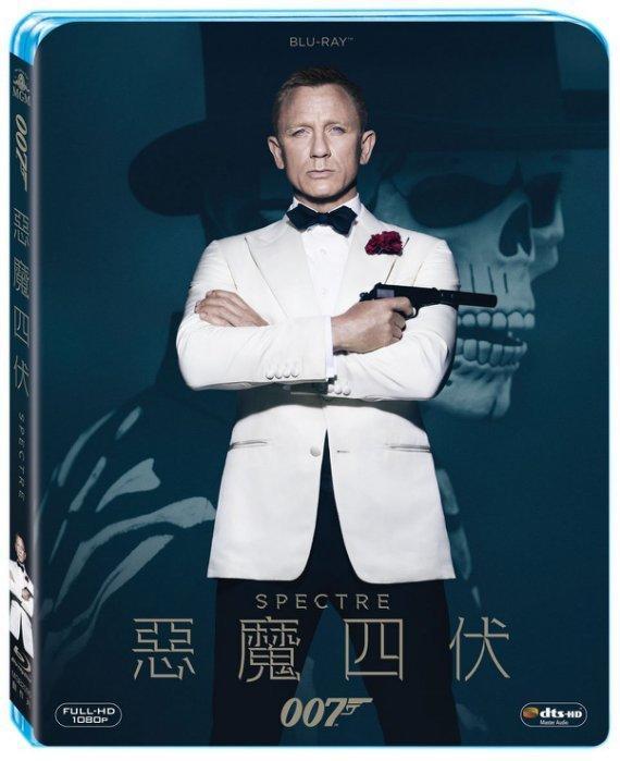 ◆LCH◆正版藍光BD《007:惡魔四伏》-皇家夜總會-丹尼爾克雷格-得利公司貨(買三項商品
