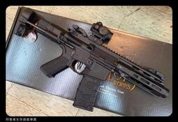 【狩獵者生存專賣】VFC AVALON CALIBUR II PDW 全金屬-電動長槍-黑色-附維特T1內紅點優惠版