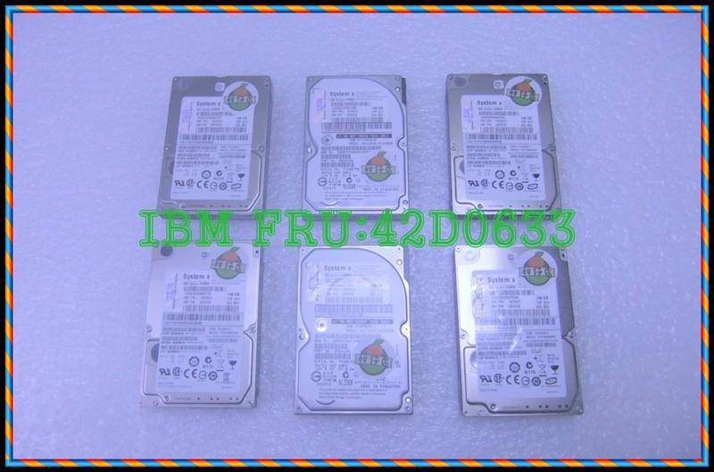 含稅 IBM 42D0633 146GB 10K 6Gb SAS 42D0632 42D0636 小江~柑仔店