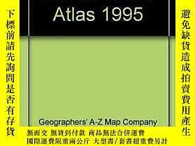 古文物A.罕見to Z. Great Britain Road Atlas 1995露天354080 Geographe