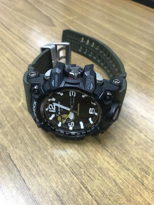 G shock GWG-1000-1A3