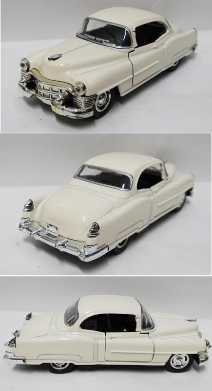 50年代 Cadillac 凱迪拉克 老爺車 復古車 古董車 1/36 1:36