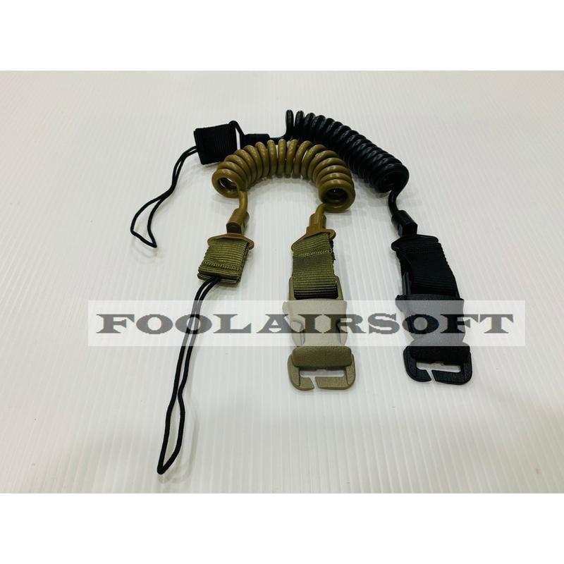 <傻瓜二館>TMC PALS  扣繩 快扣 模組 吊帶 MOLLE 背帶 扣帶 繩扣 伸縮繩 彈性繩 2855