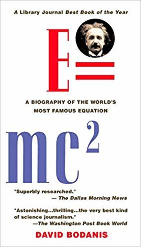 預售《E=mc2: A Biography of the World's Most Famous Equation》
