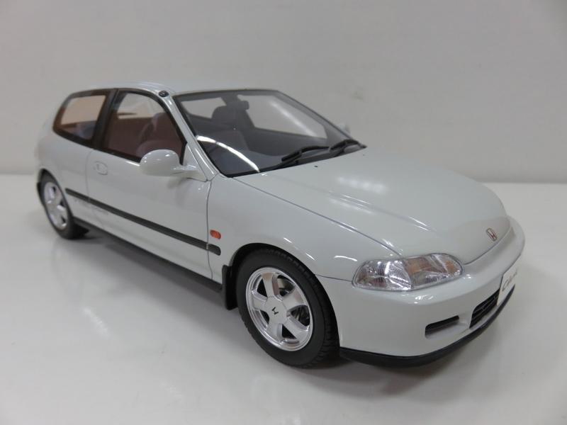 宗鑫貿易 OTTO OT229 Honda Civic SiR II (EG6) 冰霜白