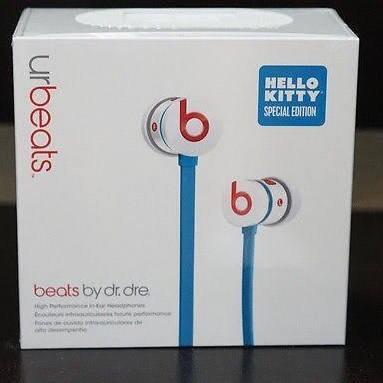 限量版 Beats urBeats Hello Kitty耳塞式耳機
