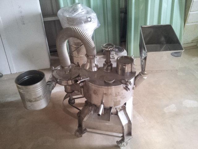 316白鐵鎢鋼粉碎機 冷凍研磨機 打碎機/粉碎機/磨粉機-台灣製造 空氣分級 可打碎青草 綠茶 樟腦丸 柏荷腦 不升溫