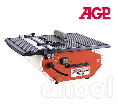 可刷卡 =達利商城= 台灣 AGP TS9 濕式瓷磚桌鋸 瓷磚 大理石 桌鋸 桌上型圓鋸機 台鋸 斜切鋸