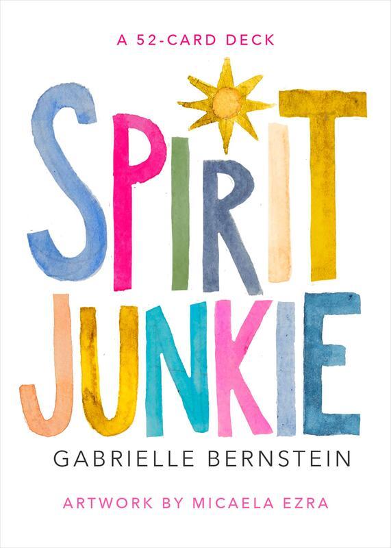 856【佛化人生】現貨 正版 心靈成癮 Spirit Junkie: A 52-Card Deck