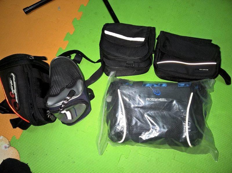TOPEAK AERO WEDGE PACK 綁帶式坐墊包