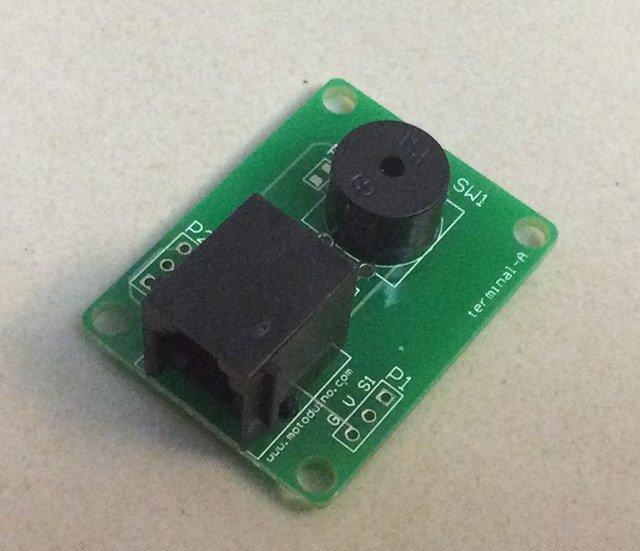 慧手科技(Motoduino): 蜂鳴器 Buzzer 模組 Arduino 可用