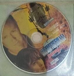 袋裝影片-驚爆洛磯山(二手正版VCD)