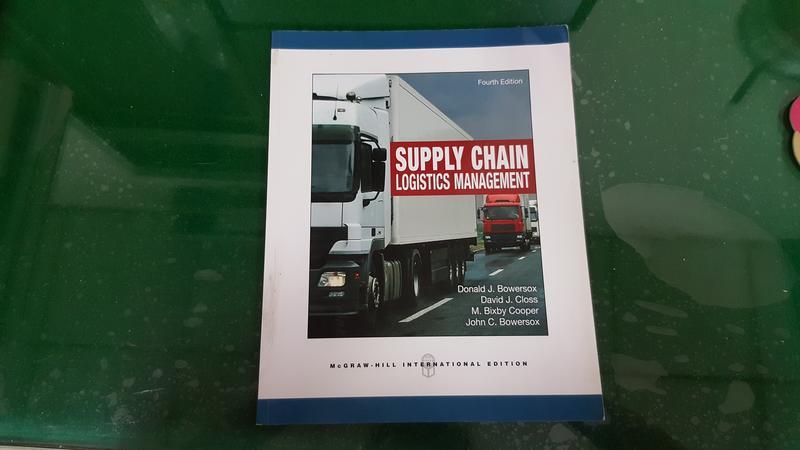 Supply Chain Logistics Management Bowersox 4e 88p94u