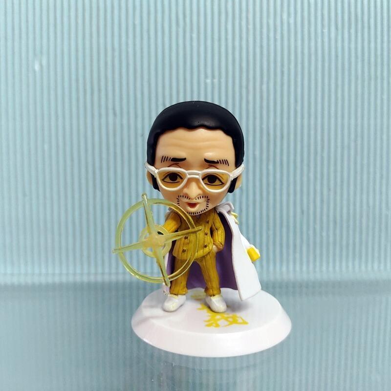 [ 三舍 ] 公仔  航海王  王下七武海篇  J賞  黃猿  高約:7公分  材質:塑膠 S8
