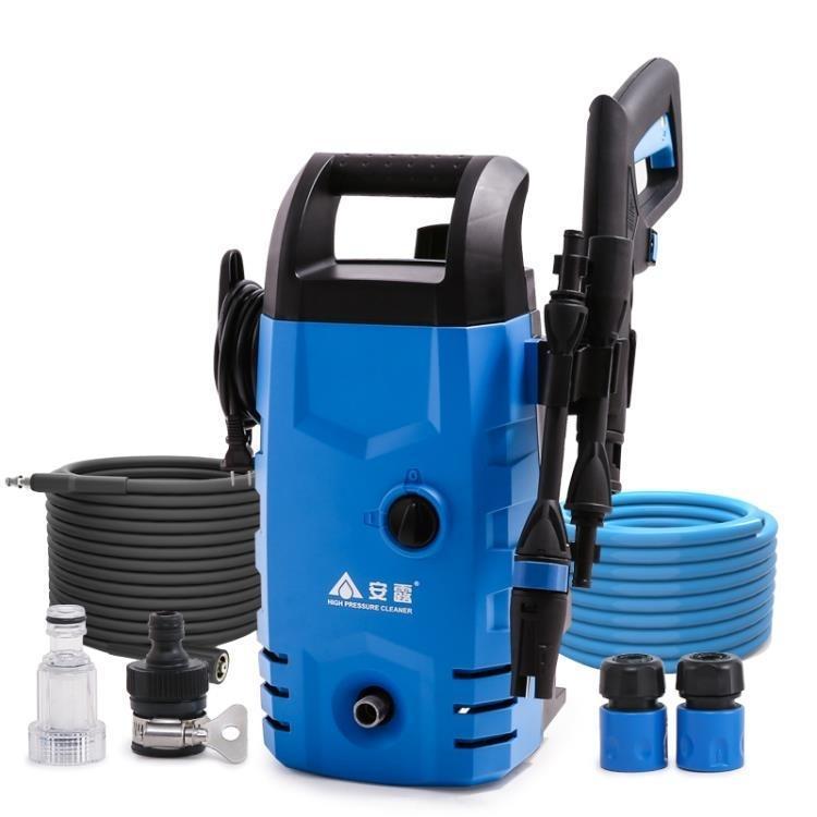 高壓洗車機刷車泵神器多功能清洗機便攜水槍220v自助家用車載  樂活生活館