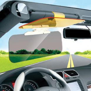 汽車司機護目鏡日夜兩用防眩鏡暈夜視鏡車載遮陽鏡太陽墨鏡二合一