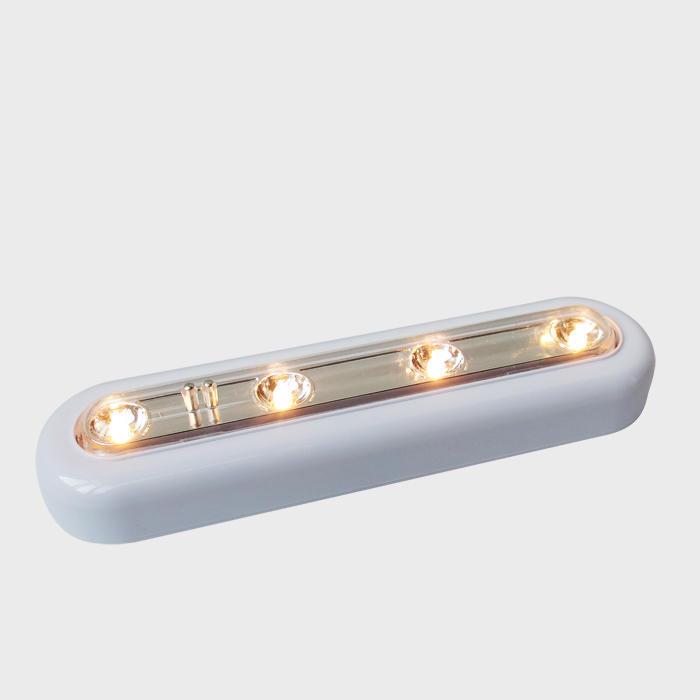 汽車內照明燈車頂燈LED裝飾後備箱燈尾箱改裝感應觸摸燈閱讀小夜