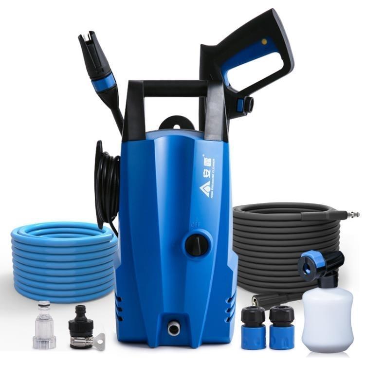 洗車機小型家用車載便攜高壓水槍洗車泵多功能清洗機電動220v  樂活生活館