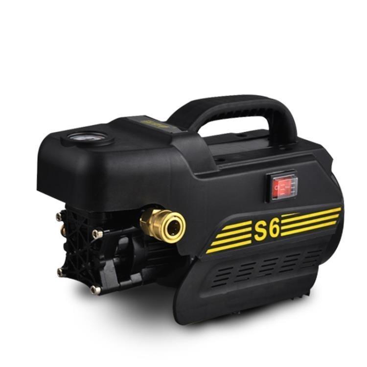 高壓洗車機220V高壓清洗機全銅家用洗車水泵洗車器  樂活生活館