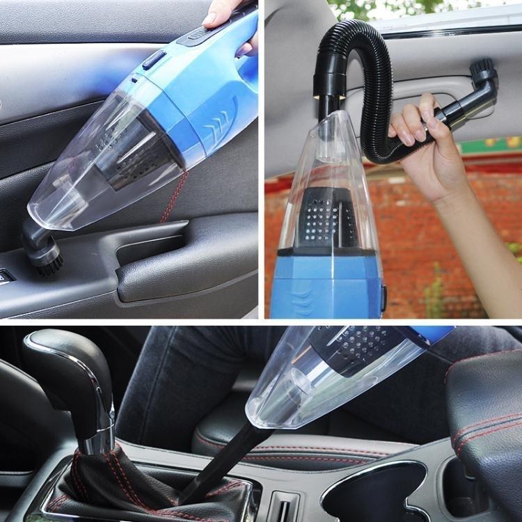 車載吸塵器無線車內汽車家用乾濕兩用大功率充電式強力12V車用