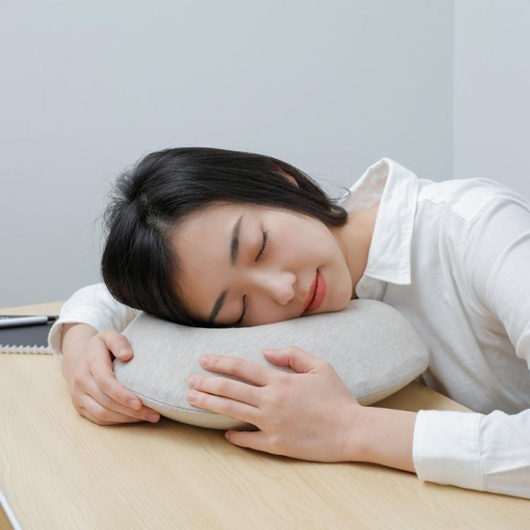 8H單人u型枕脖子護頸枕多功能便攜記憶棉枕頭枕芯頸椎枕