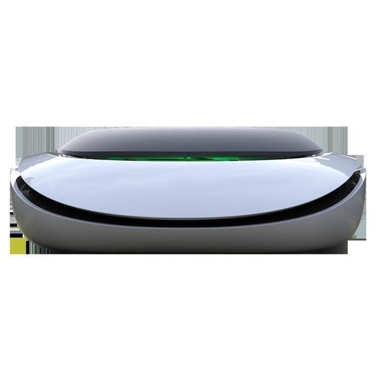 太陽能車載空氣凈化器除甲醛味汽車內用負離子氧吧香薰PM2.5