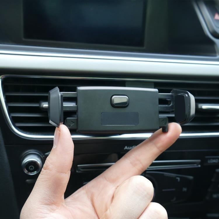 車載手機架汽車出風口支架車用創意多功能卡扣式車上導航通用支撐