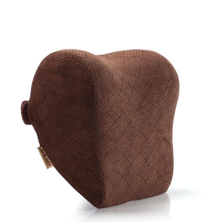 車用頭枕汽車頭枕太空記憶棉頭枕護頸枕水滴枕頭靠枕X6