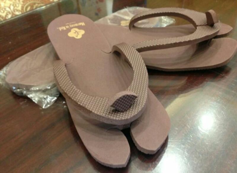 1雙美甲沙龍專用一次性拖鞋/拋棄式室內便利酒店旅館沙灘夾腳拖鞋