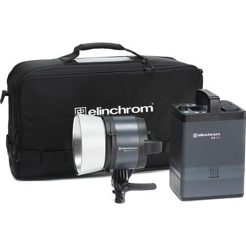 環球影視-Elinchrom ELB1200 Hi-Sync To Go 愛玲瓏 專業外拍燈 公司貨 電池包 外拍燈