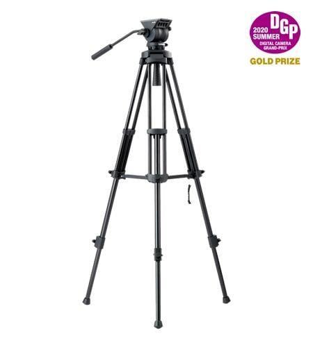 環球影視-Libec TH-Z 專業攝影三腳架組 載重5公斤
