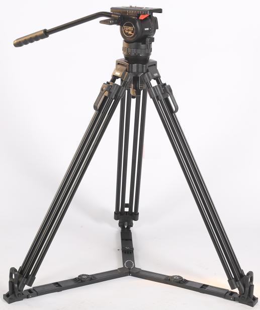 環球影視-TERIS TSN6AL 圖瑞斯 套裝腳架 6公斤 一截兩段 鋁和金腳架