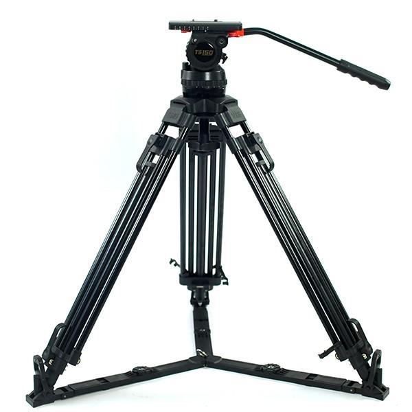 環球影視-TERIS TS150AL 圖瑞斯 套裝腳架 18公斤 兩截三段 鋁腳架