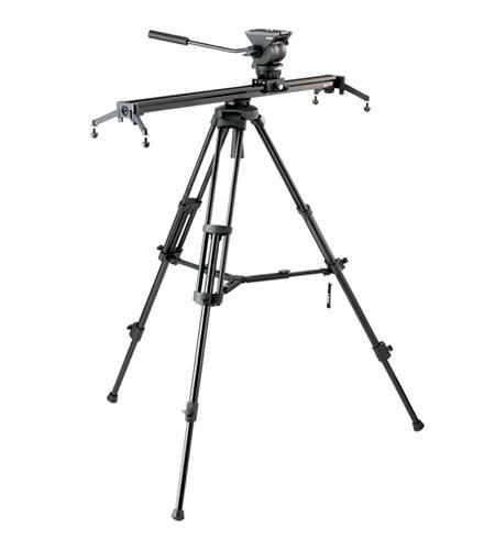 環球影視-Libec TH-Z S8 KIT 三腳架雲台滑軌套組 附背袋