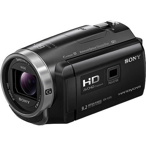 【環球影視】SONY HDR-J675 數位攝影機 公司貨 內建投影機 光學防手震 超廣角 30X光學變焦