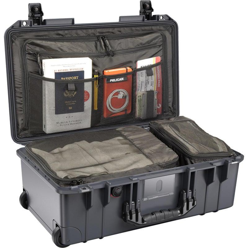 【環球影視】Pelican 1535TRVL Air Travel Case 派力肯輕量化旅行箱 灰色 預購12月到貨