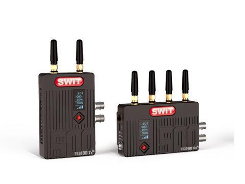 【環球影視】SWIT 穿越500 視威 無線圖傳 公司貨 同級體積最小 訊號穩定 具備訊號轉換 SDI⇆HDMI
