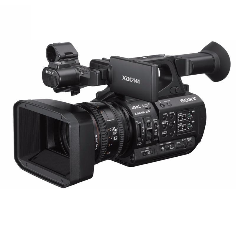 """【環球影視】SONY PXW-Z190 4K 專業攝影機 """"背骨男孩價!"""" 平輸未稅價 BP-U60 UWP-D11"""
