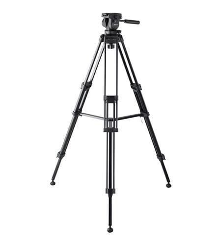 環球影視-Libec TH-650EX 油壓雲台腳架套組 65mm 3kg承重