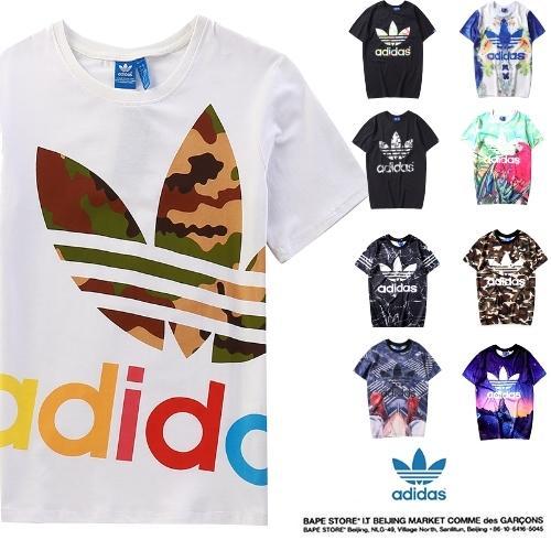 【Free shop】2018 Adidas 正品代購 愛迪達 春夏 圓領短袖T恤