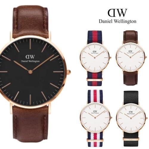 【Free shop】免運 正品代購 瑞典 Daniel Wellington DW 男女手錶 手錶 石英錶