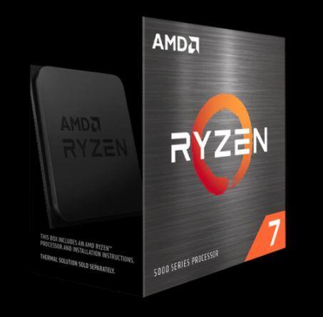 全新解禁需預訂 單買價  AMD Ryzen 7 5800X