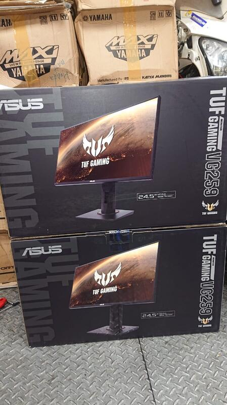 (原廠福利品) 需預訂可詳談 華碩 ASUS VG259QR