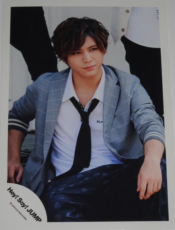 山田涼介 Hey! Say! JUMP 官方 Shop照 #E796