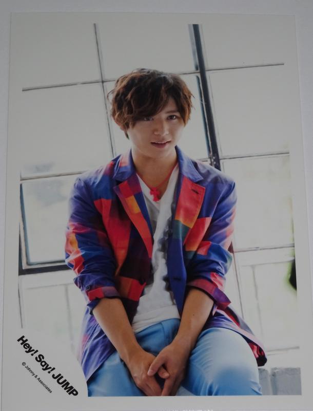 山田涼介 Hey! Say! JUMP 官方 Shop照 #E1785