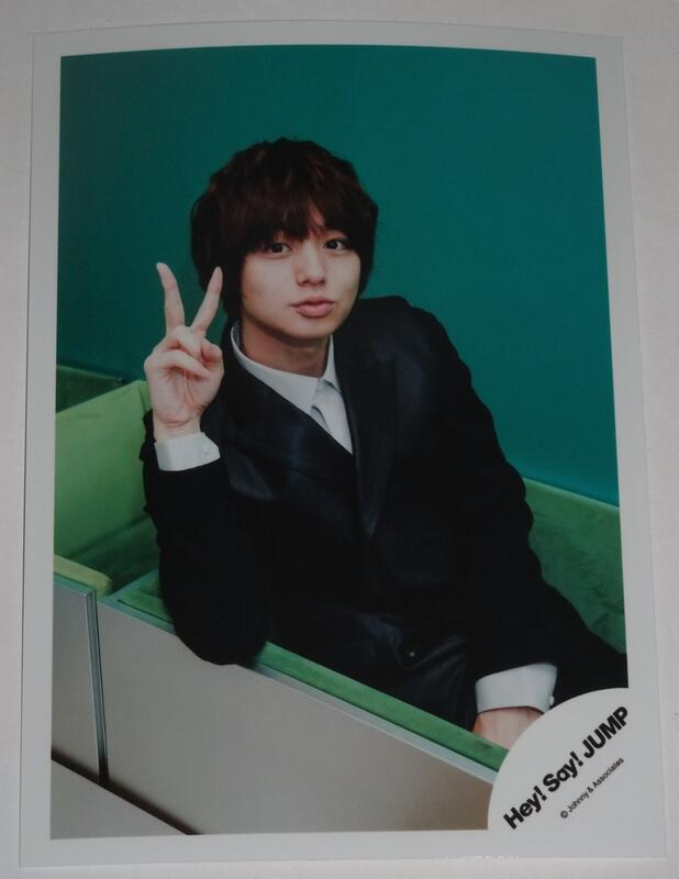 伊野尾慧 Hey! Say! JUMP 官方 SHOP照 寫真 #R50